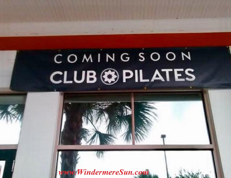 club pilates grand opening on saturday july 22 windermere sun for healthier happier more
