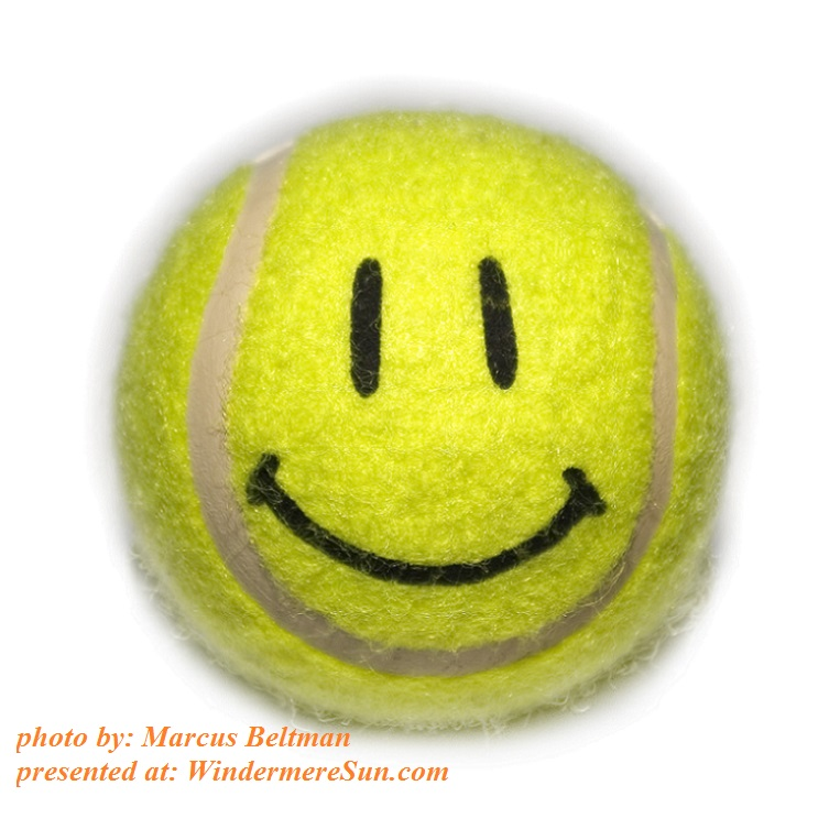 smily-tennis-ball-1185275, by Marcus Beltman final