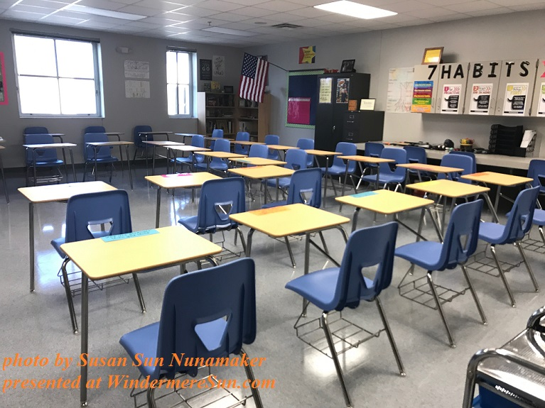 Ms Cushner's classroom final