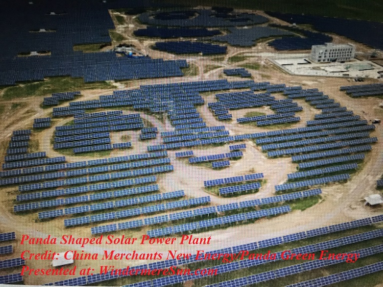 Panda Solar Power Plant, by China Merchants New Energy-Panda Green Energy final