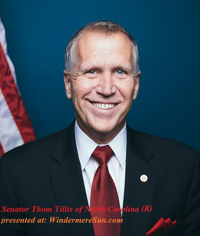 Thom_Tillis_official_photo, Rep senator of North Carolina final