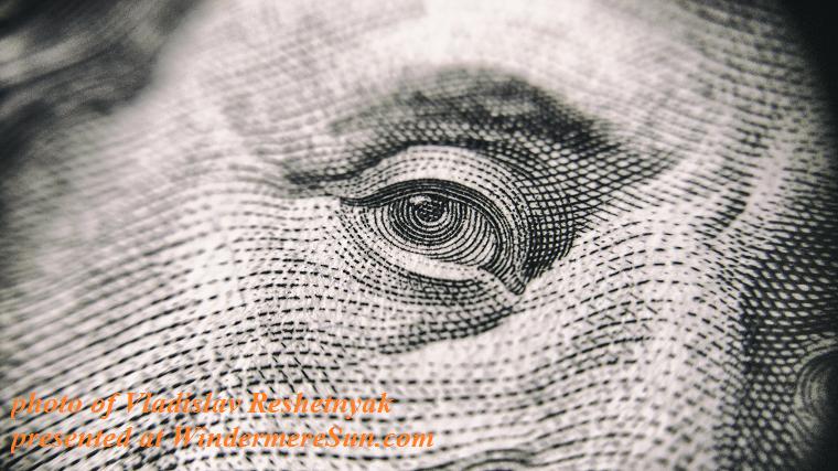 Ben Franklin's face bill-pexels-photo-251287, by Vladislav Reshetnyak final