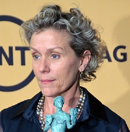 Frances_McDormand_2015, credit-Red Carpet Report on Mingle Media TV final short 2