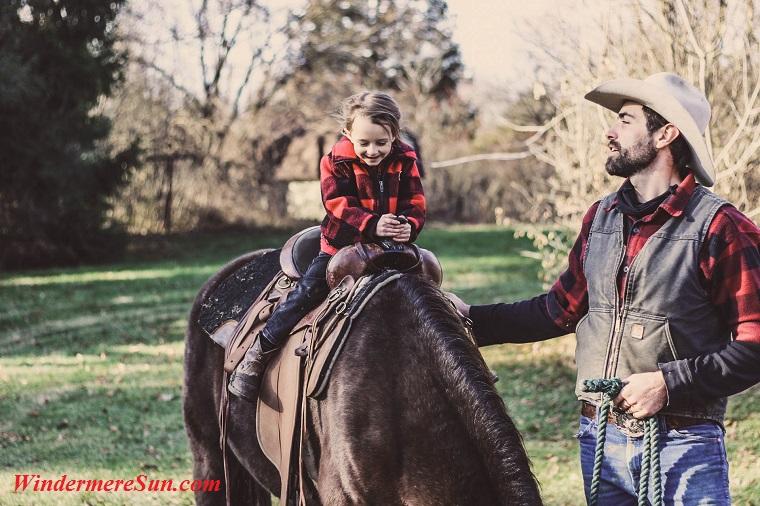 horseback ride, adorable-adult-child-1040767 final