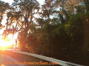 Sunset at Lake Butler1