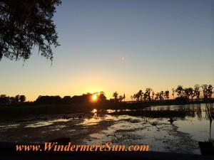 Sunset at Lake Butler10