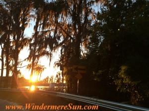 Sunset at Lake Butler3