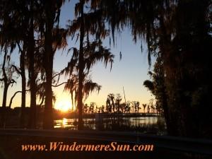 Sunset at Lake Butler4