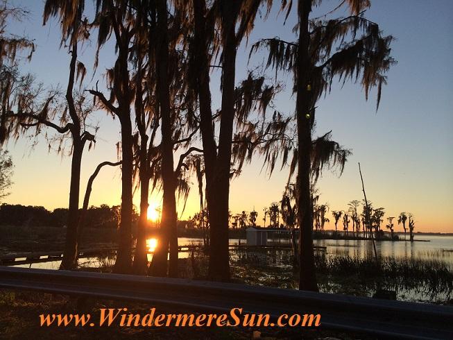 Sunset at Lake Butler5
