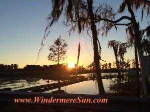 Sunset at Lake Butler9