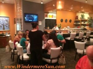 Tao Asian 3 guests (credit: Windermere Sun-Susan Sun Nunamaker)