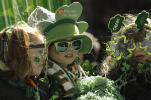St. Patrick's Day Celebration in Dublin (attribution:jpmpinmontreal)