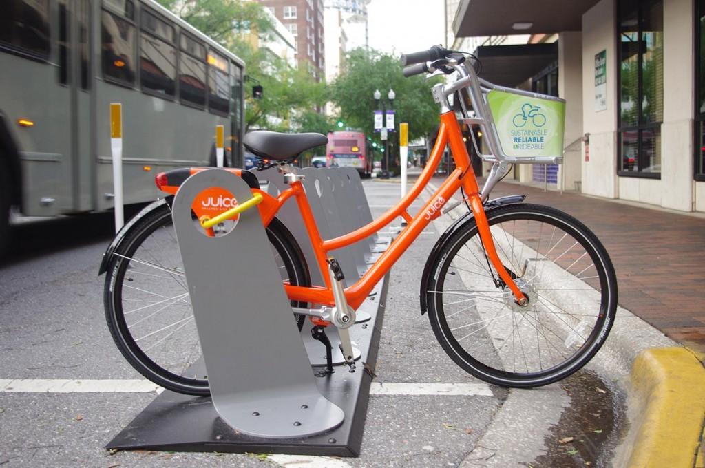 Bike Share (credit: Orlando Bike Share)
