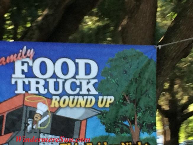 Family Food Truck Round Up at Windermere (credit: Windermere Sun-Susan Sun Nunamaker)