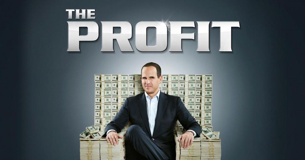 The Profit (of CNBC)-Marcus Lemonis