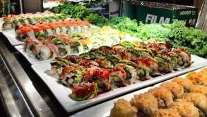 Koy Wan Hibachi Buffet-sushi bar
