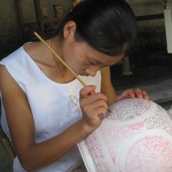 Jingdezhen -Porcelain Workshop, Jingdezhen, Jiangxi, China-(Attrib: Ariel Steiner)