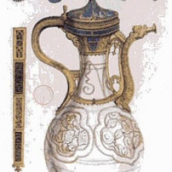 Jingdezhen-Fonthill that reached Europe in 1338, by Barthelemy Remy 1713