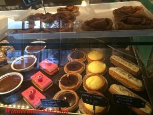 My French Cafe- tarts and eclairs (credit: Windermere Sun-Susan Sun Nunamaker)