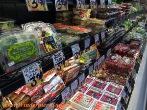 Trader Joe's-tofu, hearts of palm (credit: Windermere Sun-Susan Sun Nunamaker)
