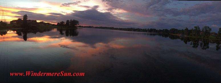 Windermere Sunset3 (credit: Windermere Sun-Susan Sun Nunamaker)