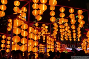 Mid Autumn Festival Taiwan by Alcuin on Flikr