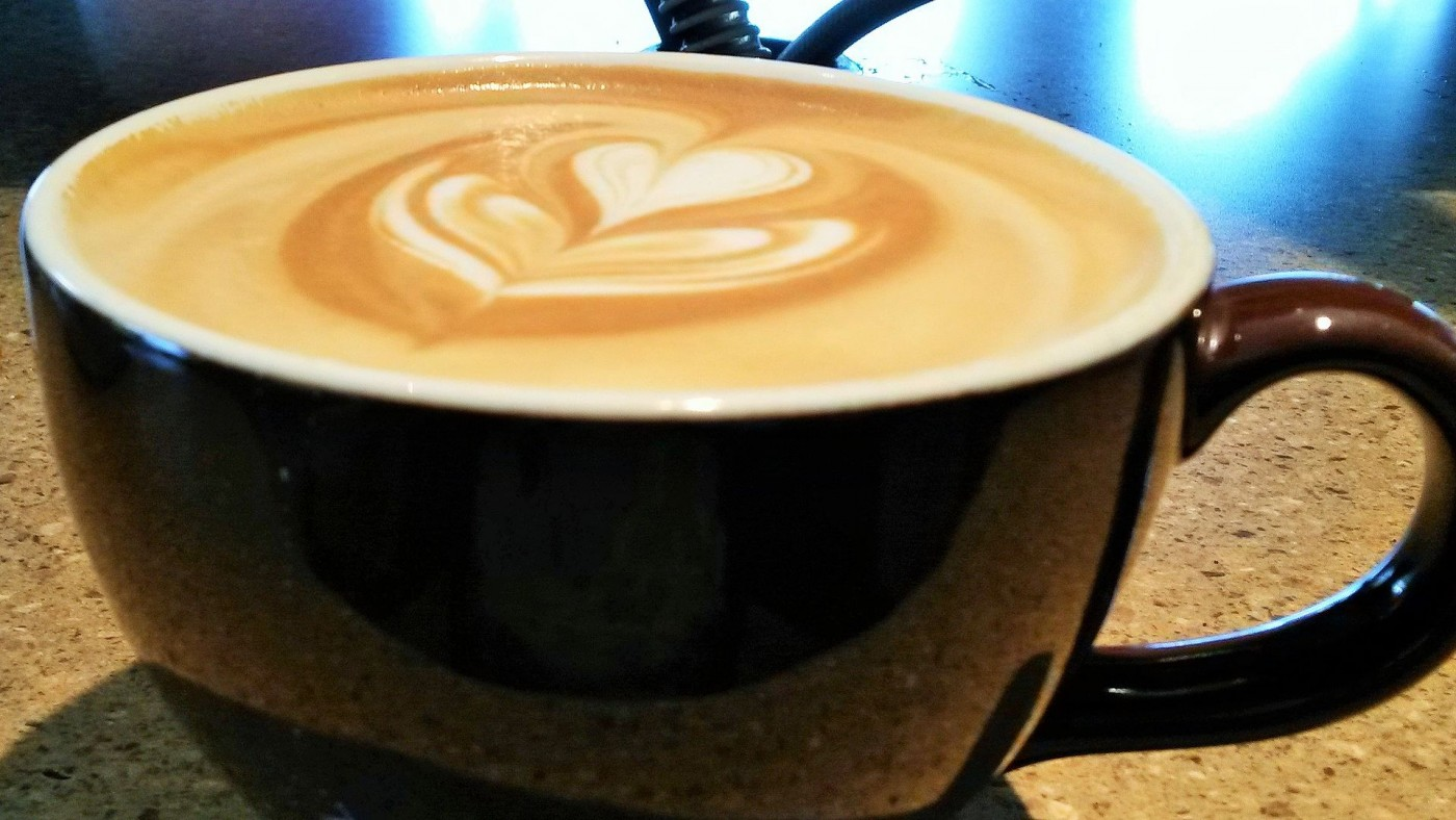 12 oz Latte (CC by Coffeec Upgals)