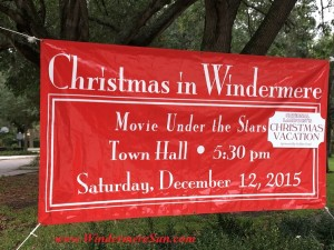 Movie Under the Star-Christmas Vacation (National Lampoons's) (credit: Windermere Sun-Susan Sun Nunamaker)