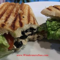 Tuna sandwich , 5170 Dr. Phillips Blvd., Orlando, FL , 407-293-2326 (credit: Windermere Sun-Susan Sun Nunamaker)