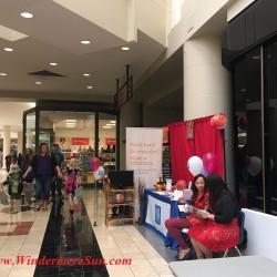 Lunar New Year celebration at Fashion Square Mall of Orlando, FL (credit: Windermere Sun-Susan Sun Nunamaker)