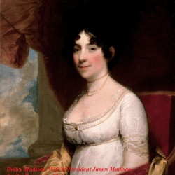 Dolley_Madison (Public Domain in USA)