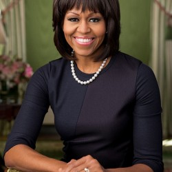 First Lady Michelle_Obama_2013_official_portrait