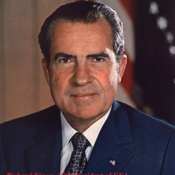 Richard Nixon, 37th President of United States