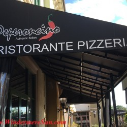 Orlando Ballet School Above Delagio Ristorante Pizzeria