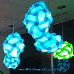 Quickly Boba & Snow-colorful lights (credit: Windermere Sun-Susan Sun Nunamaker)