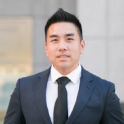 Ricky Ly, a Central Floridian Energizer, a Civil Engineer, a Food Blogger, and a District Delegate for Congressional District 9, representing Bernie Sanders at the Democratic National Convention.)