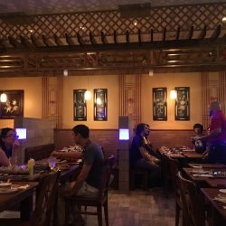 Interior of Hotto Potto, new location at: 1700 N. Semoran Blvd, #118, Orlando, FL 32807, 407-930-5366 (credit: Windermere Sun-Susan Sun Nunamaker)