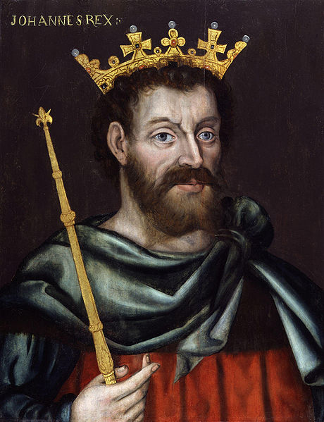 King John of Lackland