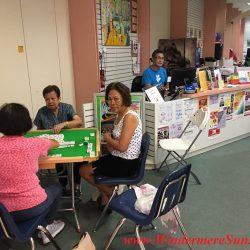 YESS activity, Mah-Jong, YESS Center, at 3201 E. Colonial Dr.,Suite M-25, 407-270-7073 (credit: Windermere Sun-Susan Sun Nunamaker)