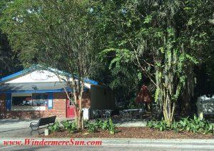 Allen's Creamery & Coffee House exterior, 523 Main Sstreet, Windermere, FL (credit: Windermere Sun-Susan Sun Nunamaker)