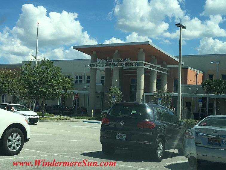 nset Park Elementary School (credit: Windermere Sun-Susan Sun Nunamaker)
