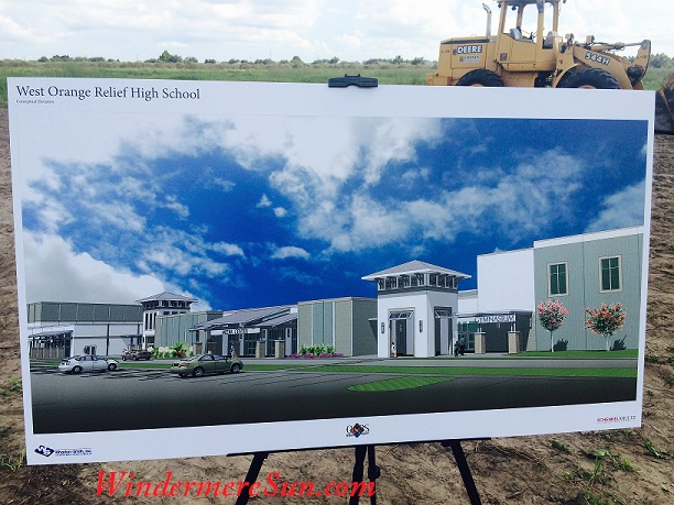 Name That School! (West Orange Relief High School) (credit: Windermere Sun-Susan Sun Nunamaker)