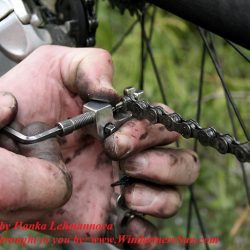 bike-chain-by Hanka Lehmannova
