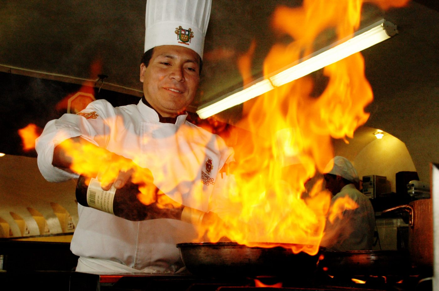chef-cooking- (credit: Ricardo Vasquez)