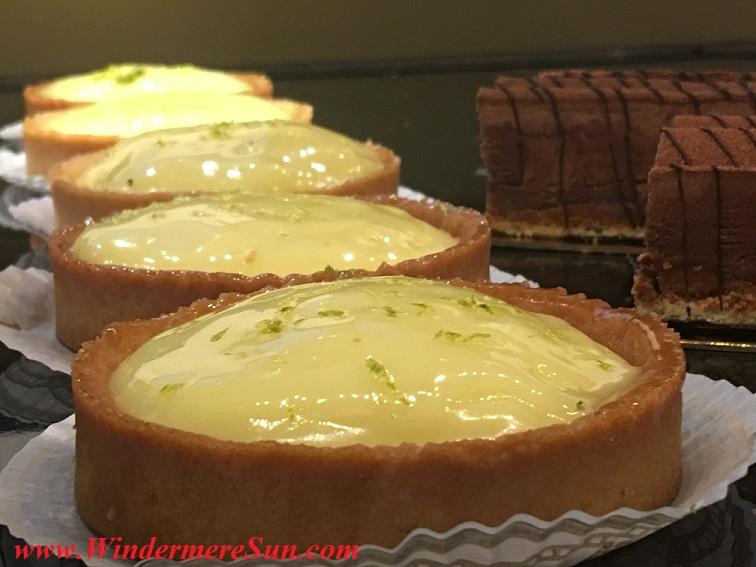 Lemon Tarts of My French Cafe (credit: Windermere Sun-Susan Sun Nunamaker)