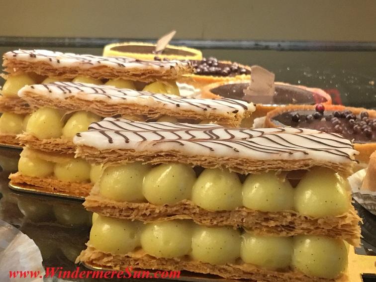 Napoleon of My French Cafe (credit: Windermere Sun-Susan Sun Nunamaker)