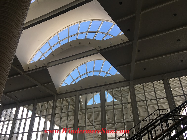 Orlando Convention Center interior (credit: Windermere Sun-Susan Sun Nunamaker)