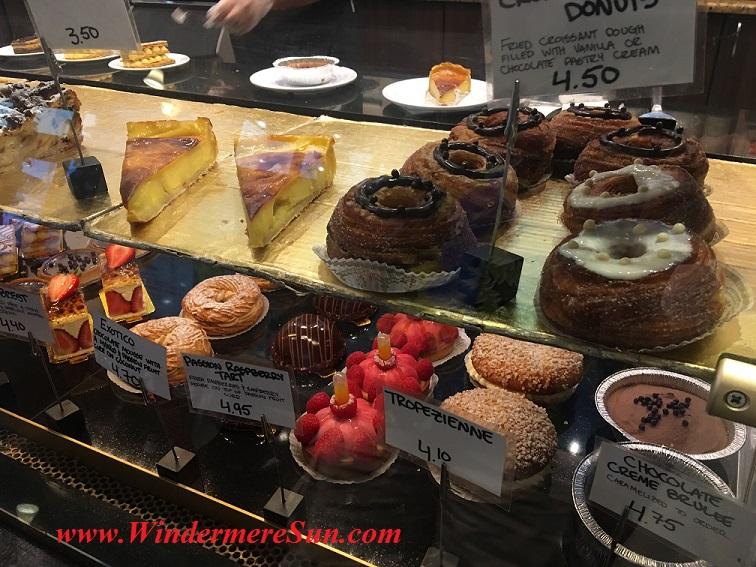 Misc. of My French Cafe (credit: Windermere Sun-Susan Sun Nunamaker)