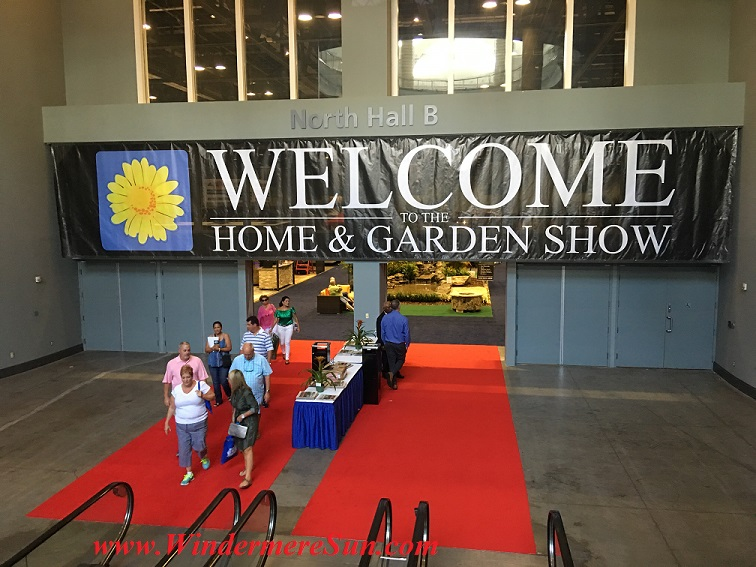 Orlando Convention Center Welcome sign (credit: Windermere Sun-Susan Sun Nunamaker)
