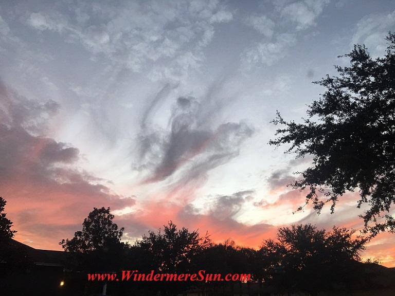 Artistic Sky (credit: Windermere Sun-Susan Sun Nunamaker)
